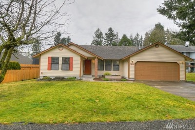 Lacey Single Family Home For Sale: 1829 Diamond Ct SE