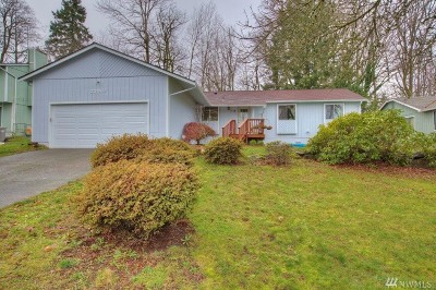 King County Single Family Home For Sale: 22907 112th Place SE