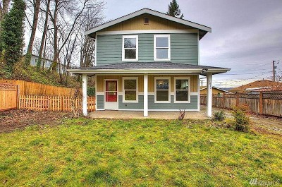 Tacoma Single Family Home For Sale: 1315 E 30th St