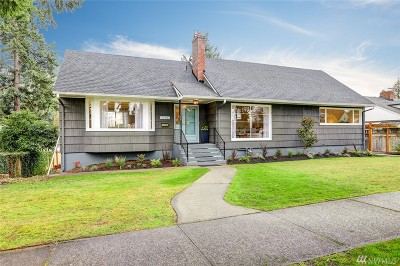Fircrest Single Family Home For Sale: 314 Summit Ave