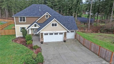 Stanwood Single Family Home For Sale: 1115 259th St NW
