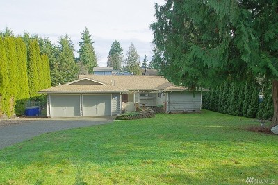 Lake Tapps Single Family Home For Sale: 2917 208th Ave E