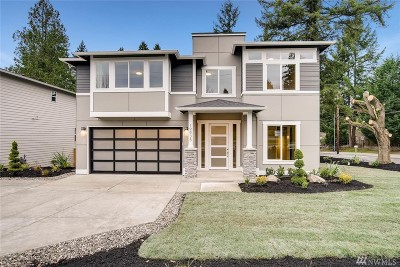 Bothell Single Family Home For Sale: 19935 100th Ave NE