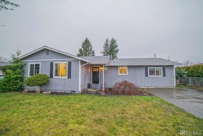 King County Single Family Home For Sale: 2871 Sun Mountain Dr