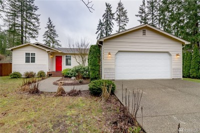 Gig Harbor Single Family Home For Sale: 13903 140th Ave KPN