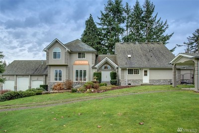 Puyallup Single Family Home For Sale: 6815 100th St E
