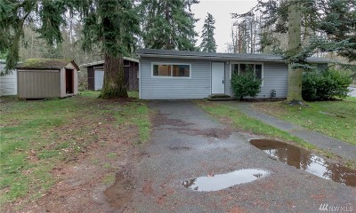 King County Single Family Home For Sale: 33534 18th Ave S