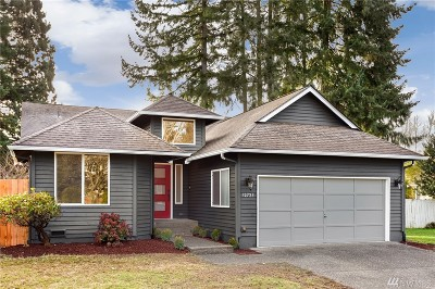 Kirkland Single Family Home For Sale: 12723 NE 94th Ct