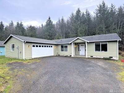 Shelton Single Family Home For Sale: 481 SE Alpine Ave