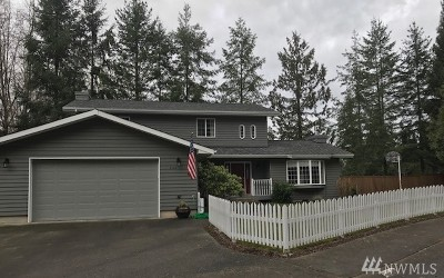 Whatcom County Single Family Home For Sale: 3115 Maple Ridge Ct