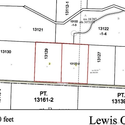 Residential Lots & Land For Sale: Hirons Rd