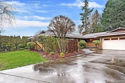 Lake Forest Park Single Family Home For Sale: 19212 51st Ave NE