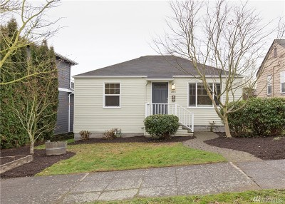 Seattle Single Family Home For Sale: 2811 NW 58th St