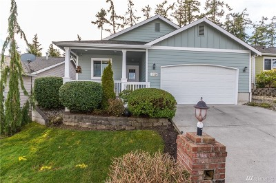 Oak Harbor WA Single Family Home For Sale: $245,000