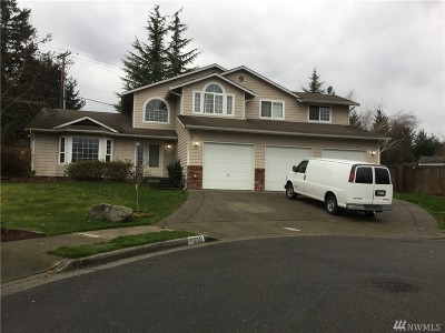 Puyallup Single Family Home For Sale: 2218 23rd St Place SE