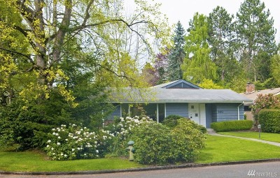 King County Rental For Rent: 5402 NE 54th St