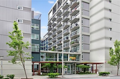 Seattle Condo/Townhouse For Sale: 2717 Western Ave #624