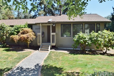 King County Rental For Rent: 1100 Bellefield Park Lane