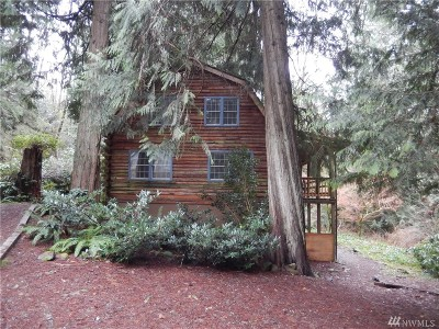 Orting Single Family Home For Sale: 25315 Fiske Rd E