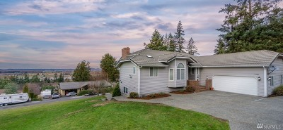Mount Vernon WA Single Family Home For Sale: $579,950
