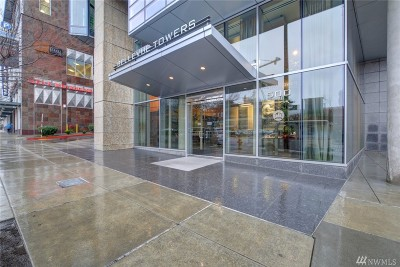 King County Rental For Rent: 500 106th Ave NE #1403