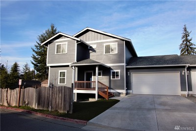 Snohomish County Condo/Townhouse For Sale: 225 N Cabot Rd