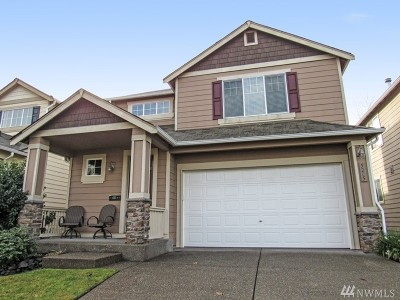 Lacey Single Family Home For Sale: 5205 56th Ave SE