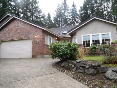 Port Orchard Single Family Home For Sale: 7060 McCormick Woods Dr SW