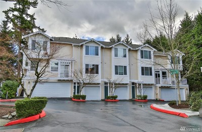 Bothell Condo/Townhouse For Sale: 16214 118th Lane NE