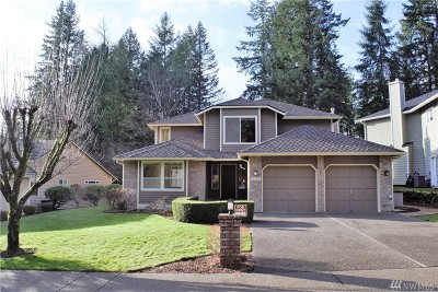 King County Rental For Rent: 26135 Lake Wilderness Country Club Dr SE