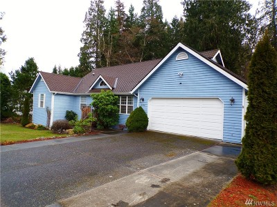 Single Family Home For Sale: 3100 Maple Ridge Ct