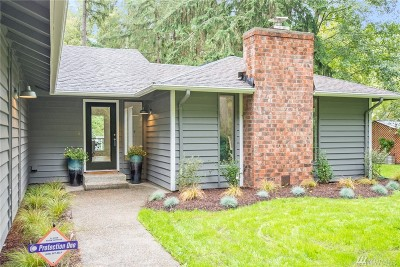 Gig Harbor Single Family Home For Sale: 10107 74th Ave NW