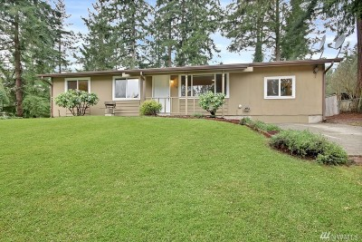 Lake Tapps Single Family Home For Sale: 5718 188th Avenue East