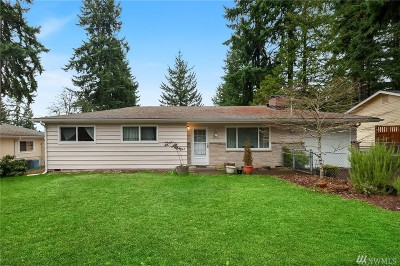 Bellevue Single Family Home For Sale: 13920 SE 40th St