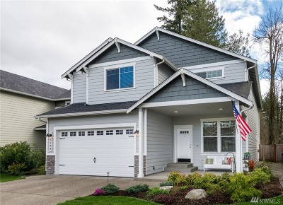 Tumwater Single Family Home For Sale: 7144 Country Village Dr SW
