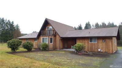 Elma Single Family Home For Sale: 364 Cloquallum Rd