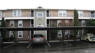 Everett Condo/Townhouse For Sale: 9917 Holly Dr #B-209