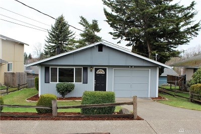 Tacoma WA Single Family Home For Sale: $239,950