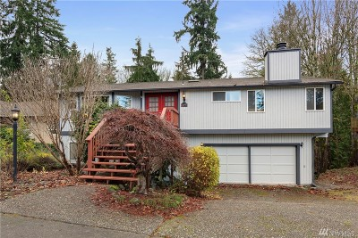 King County Rental For Rent: 8835 NE 144th St