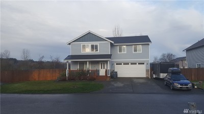Orting Single Family Home For Sale: 411 Rudnick Ct NW