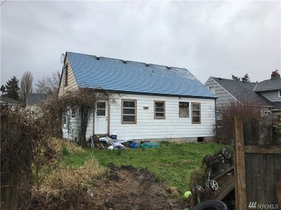 Tukwila Single Family Home For Sale: 13544 35th Ave S