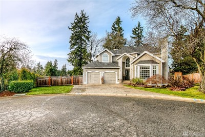 Kirkland Single Family Home For Sale: 12811 NE 140th Ct