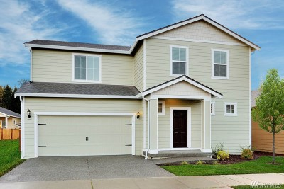 Tumwater Single Family Home For Sale: 1849 72nd Ave SE
