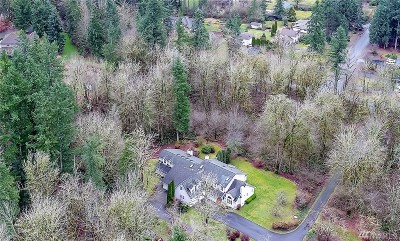 Maple Valley Single Family Home For Sale: 20136 SE 236th St