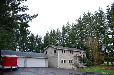 Enumclaw Single Family Home For Sale: 43822 228th Ave SE
