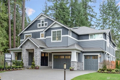 Bellevue Single Family Home For Sale: 14019 NE 6th Place