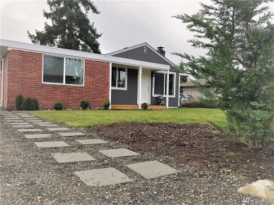 Tacoma WA Single Family Home For Sale: $243,000