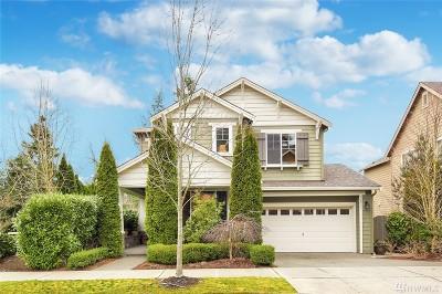 Redmond Single Family Home For Sale: 12211 164th Ct NE