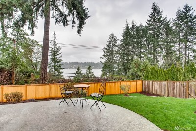 Mercer Island Single Family Home For Sale: 3050 90th Place SE