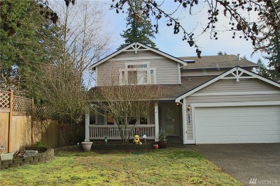 Thurston County Single Family Home For Sale: 1216 Loyola St NE